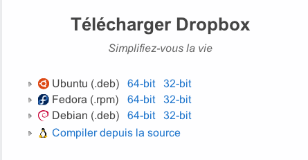 dropbox ubuntu