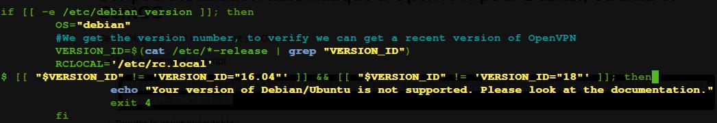 Installer facilement un serveur OpenVPN sur Debian, Ubuntu