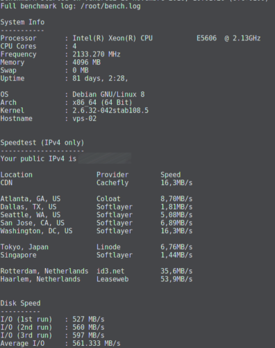 vps-benchmark